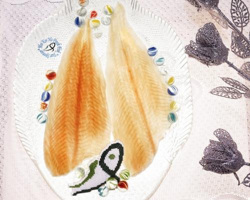 歐鰈魚柳 Plaice Fillet